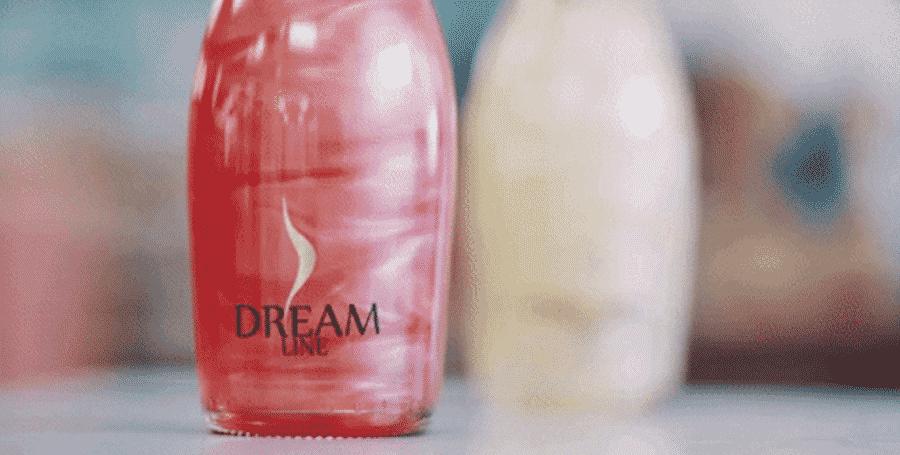 tendances food 2020 Vin pailleté ou Glitter wine