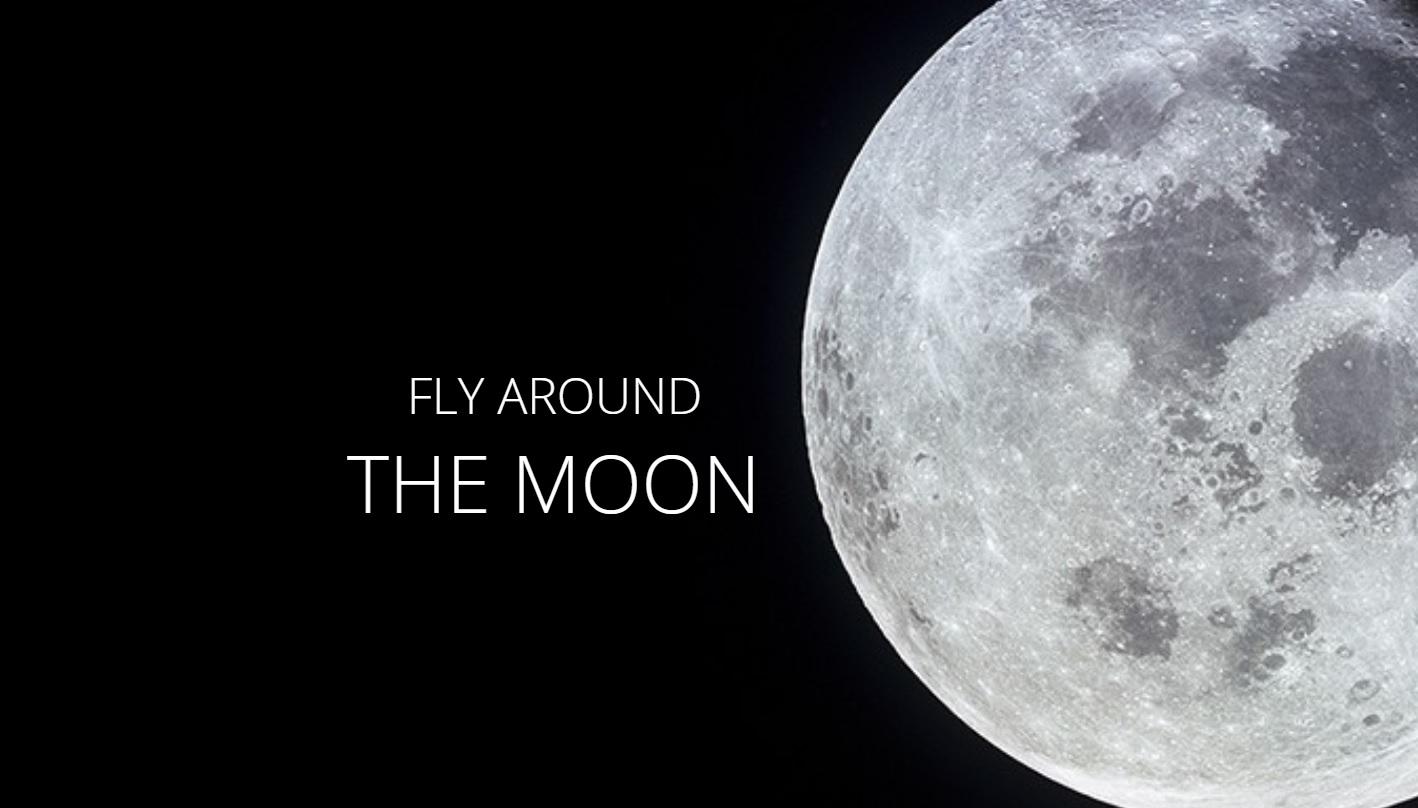 Mission lunaire tourisme de l'espace