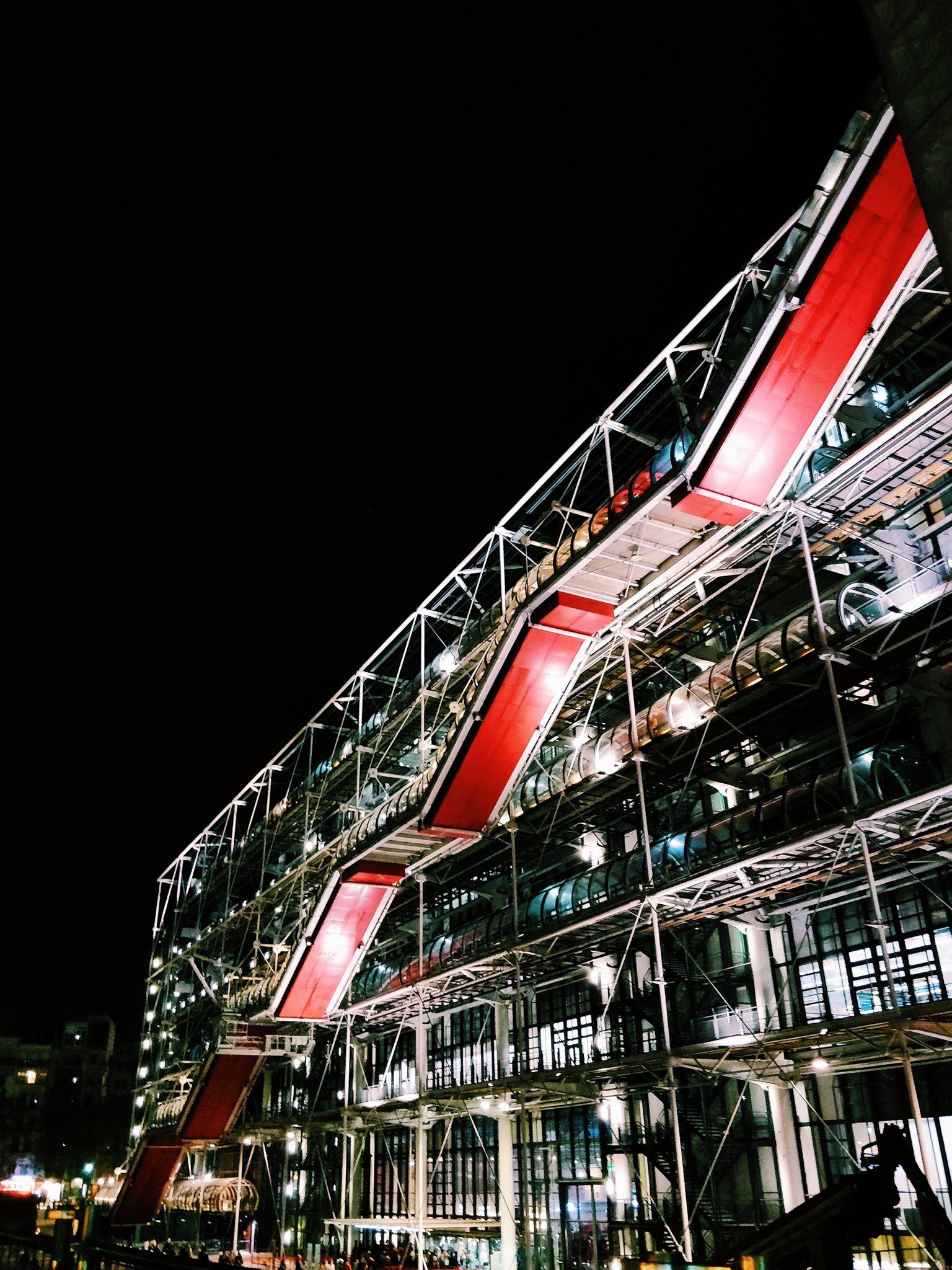 Le Centre Pompidou - Paris