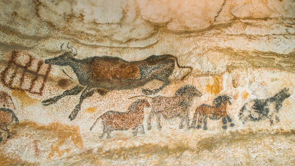 Les grottes de Lascaux - Montignac