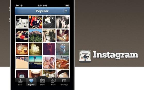 Découvrez l'histoire d'Instagram et des filtres Instagram