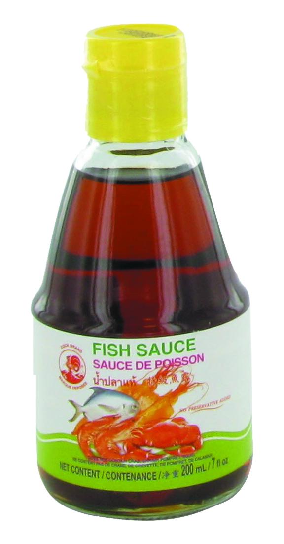 umami Sauce de poisson fermenté