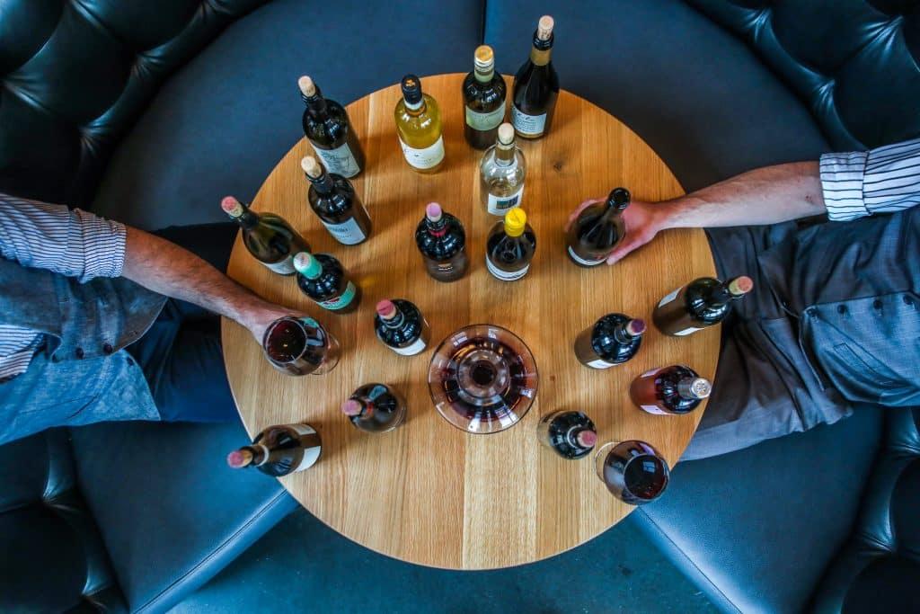 Une dégustation de vin virtuelle à travers l'Argentine