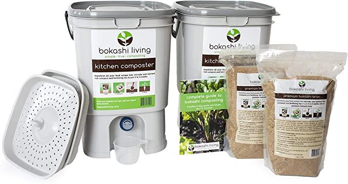 Outils pour effectuer ce compostage