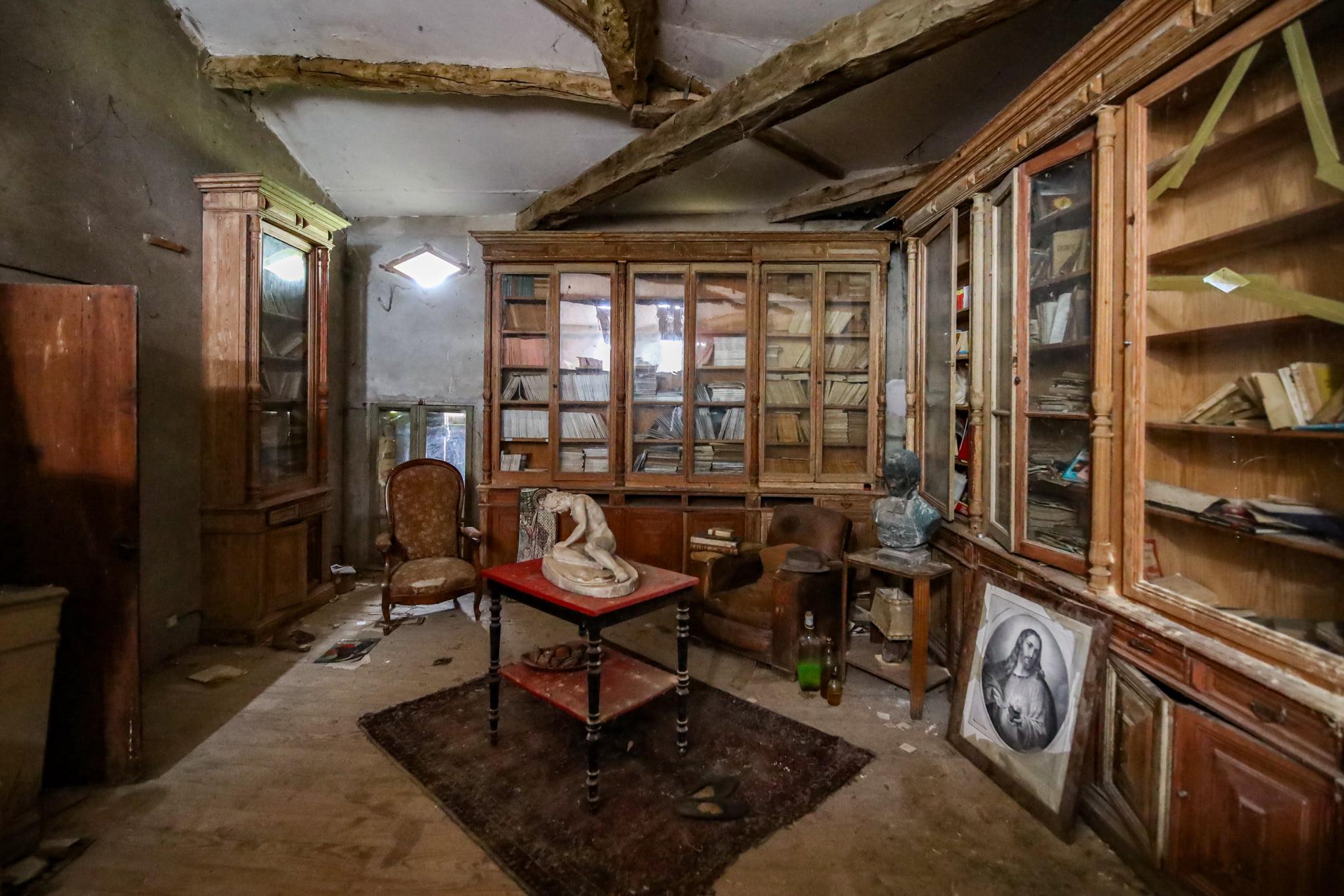 Exploration Urbaine bunker abandonné 1