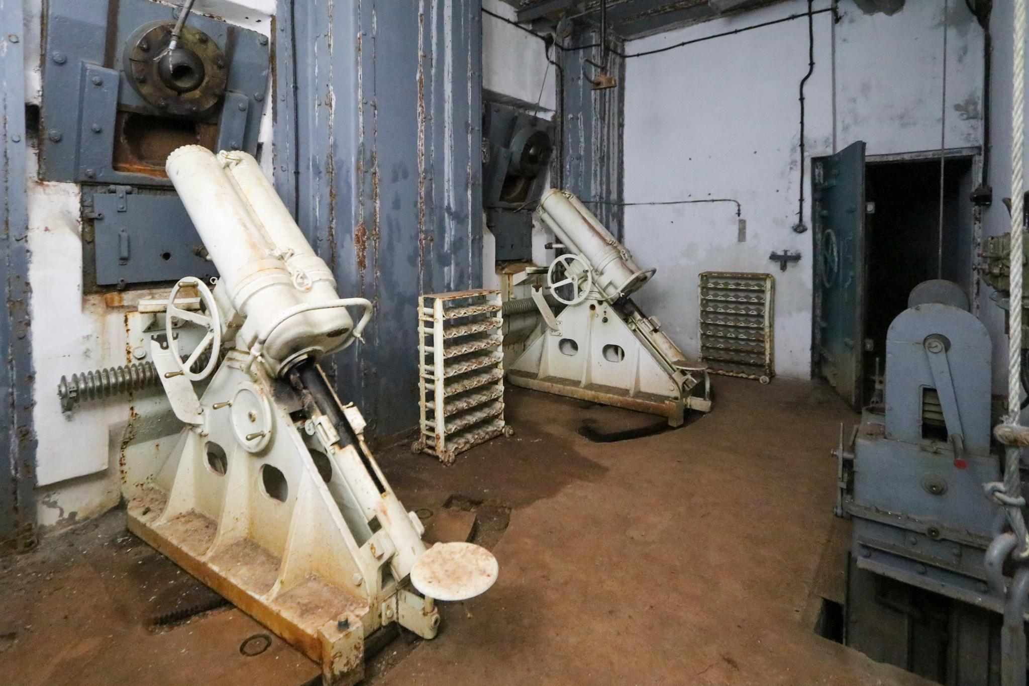 Exploration Urbaine bunker abandonné