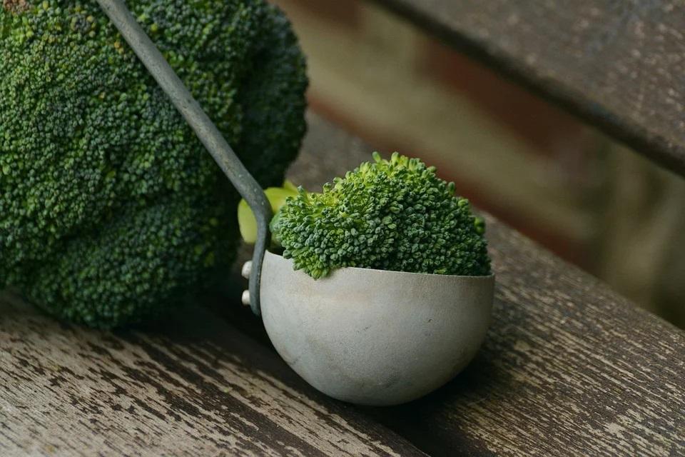 Manger plus de brocolis que d'asperges