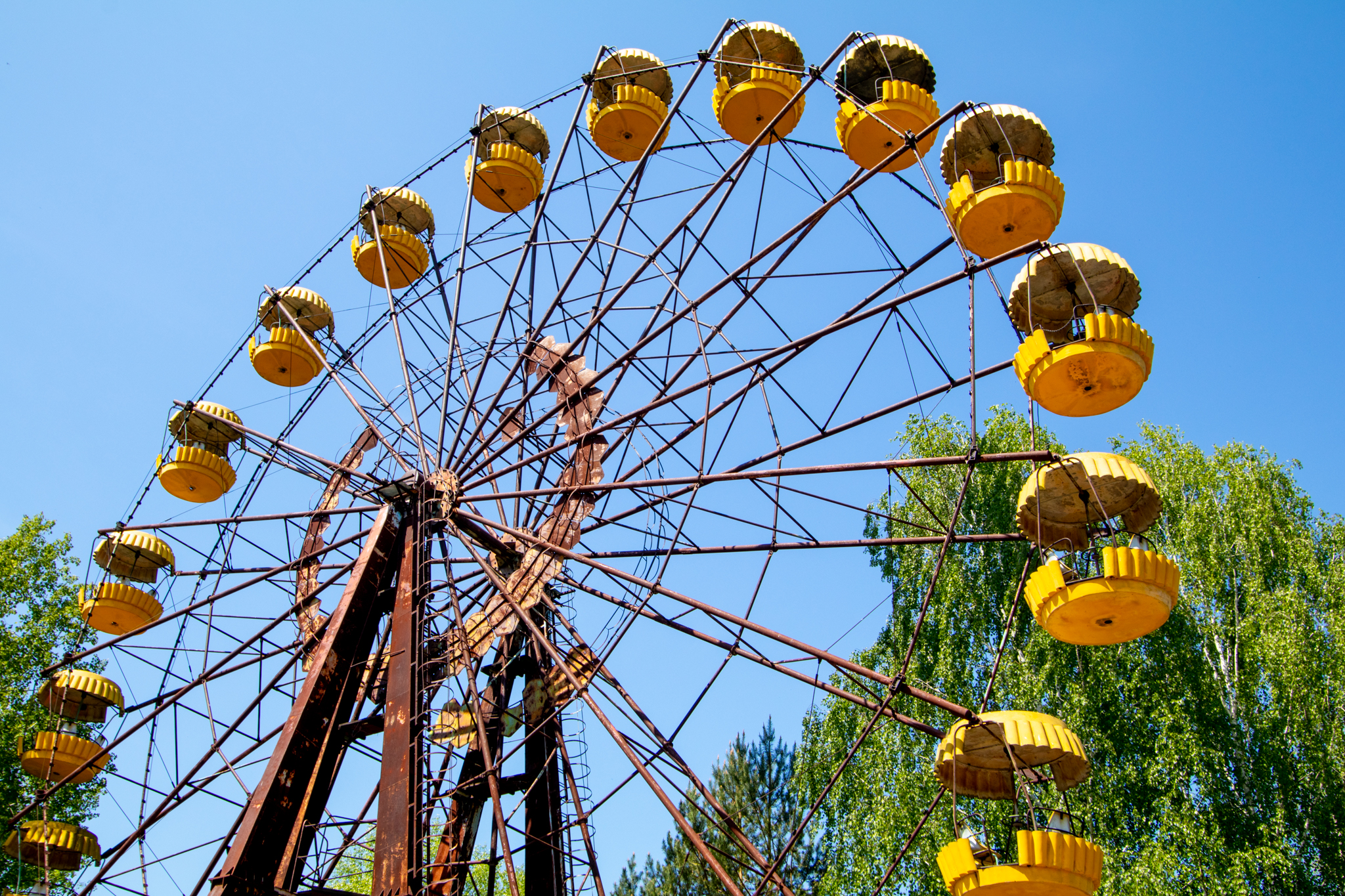 Pripyat Exploration Urbaine lieux abandonnés