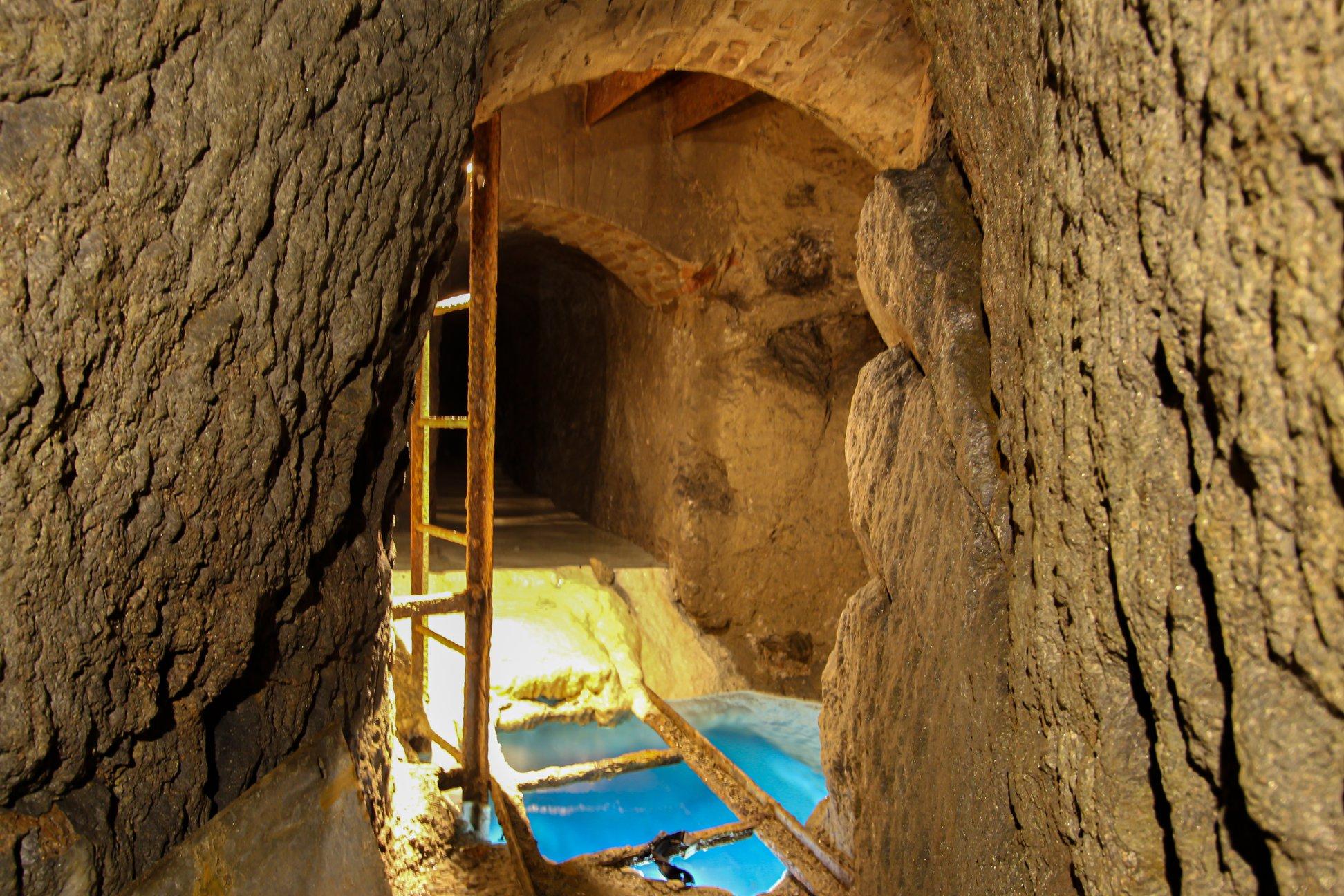 souterrain lyon urban exploration