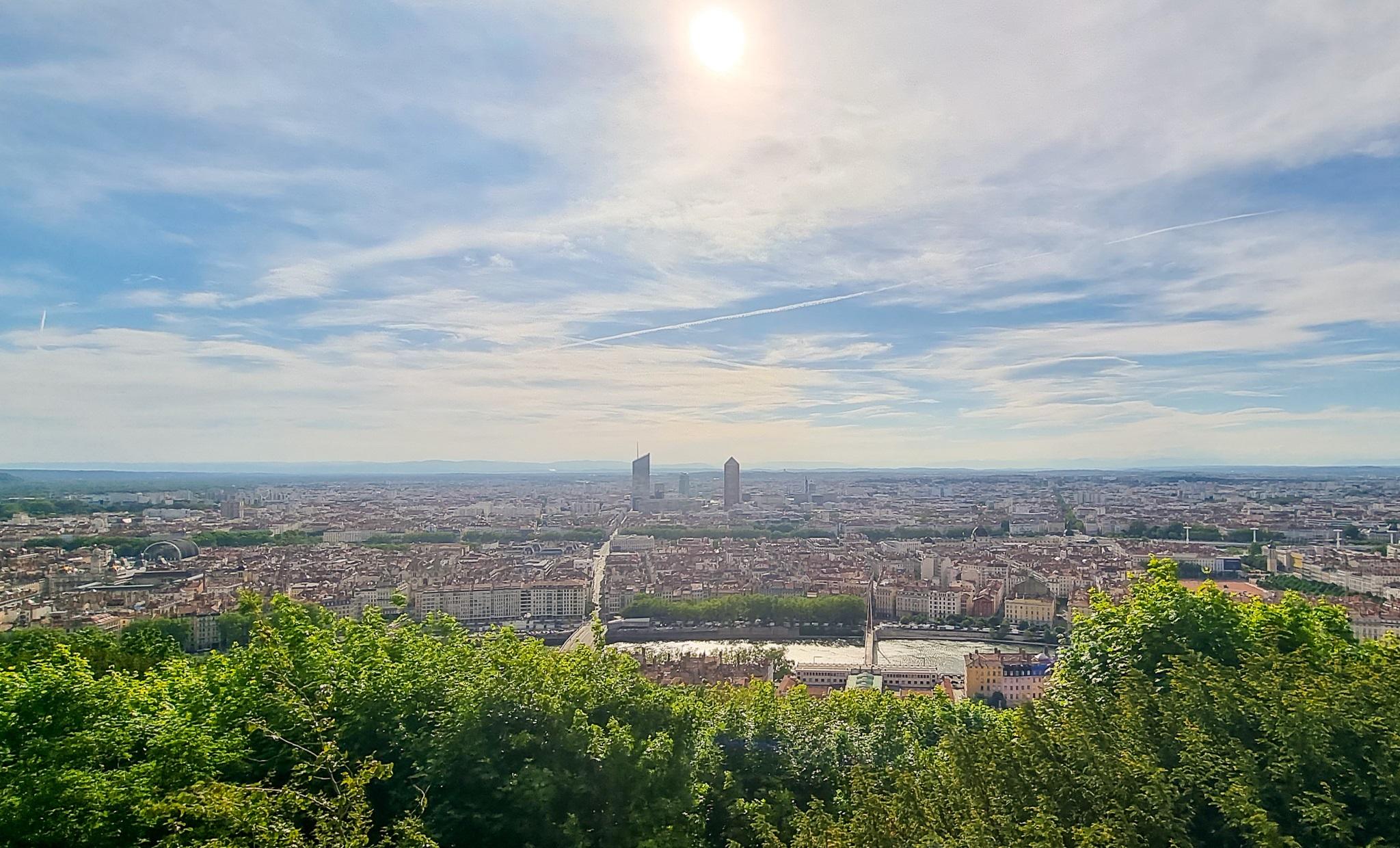 Les 12 meilleures terrasses Lyonnaises à faire absolument