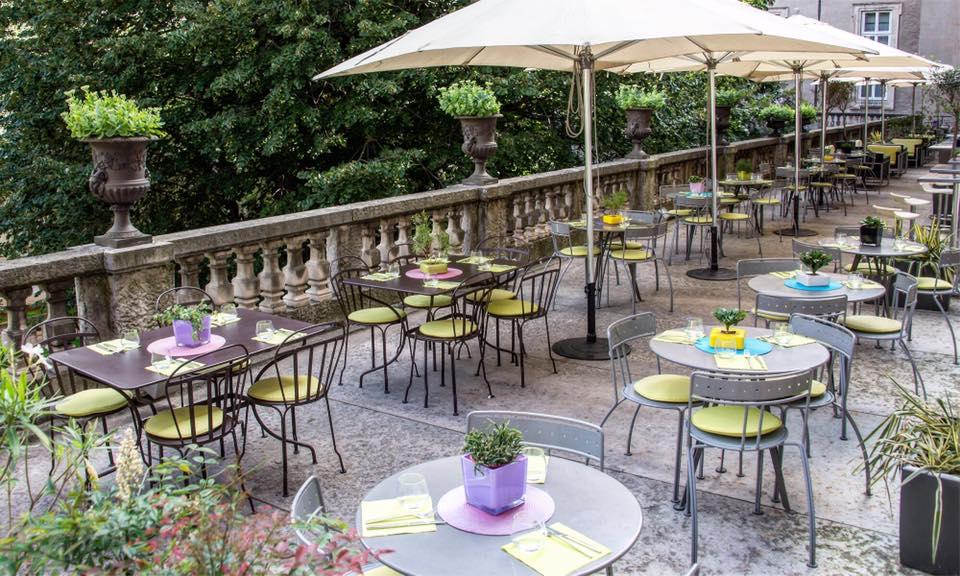 meilleures terrasses Lyonnaises Les Terrasses Saint-Pierre