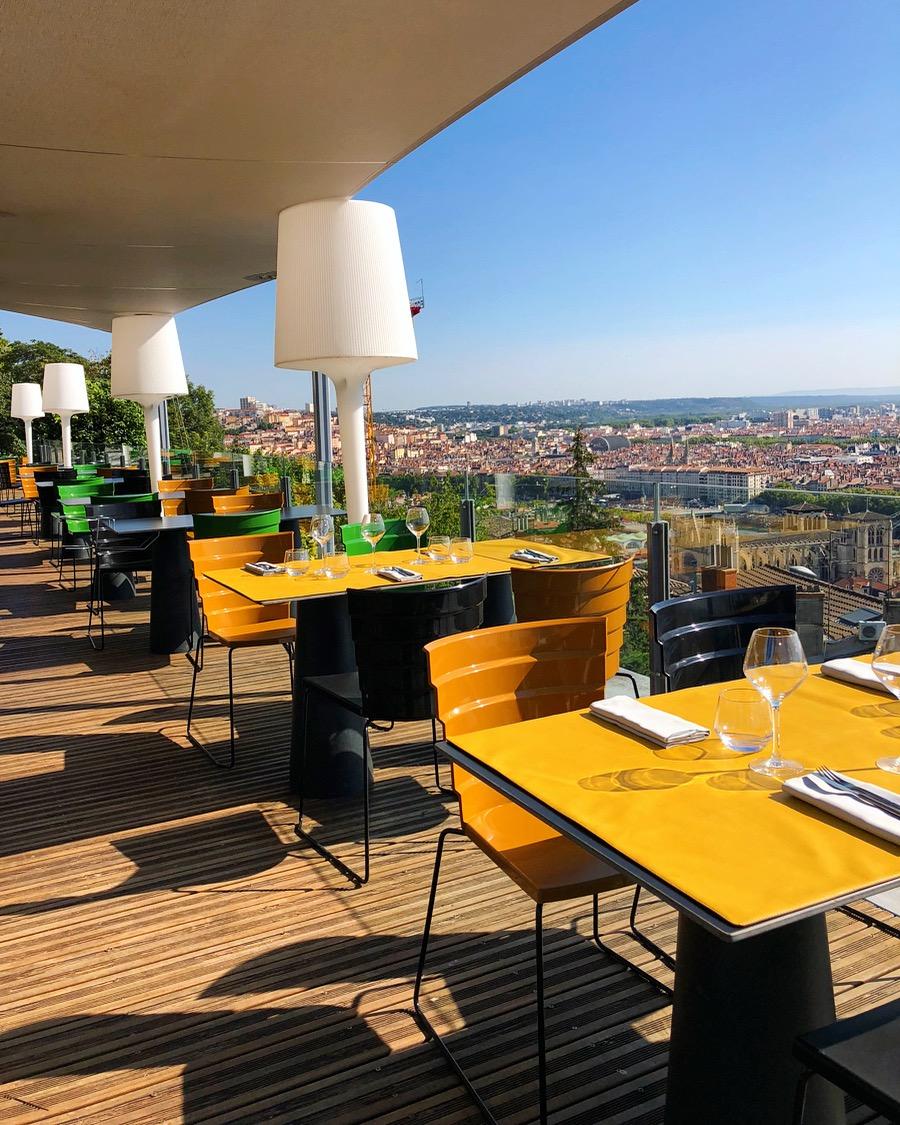 meilleures terrasses Lyonnaises Tetedoie
